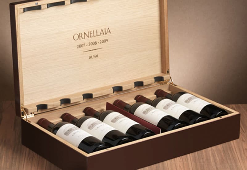 Ornellaia Varietals And Wine Styles
